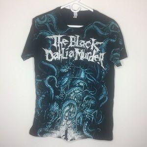 The Black Dahlia Murder T-shirt Medium